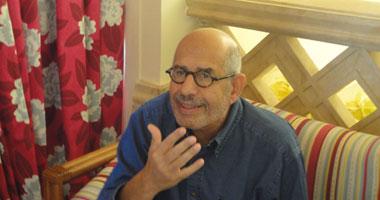 """البرادعى لـ """"سى إن إن"""": أخشى على مصر من سيطرة الإخوان"""