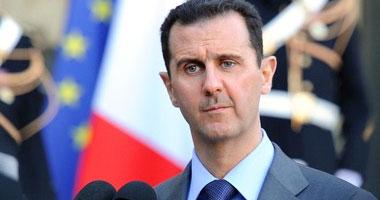 الرئيس السورى بشار الأسد