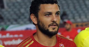 حسام غالى لاعب منتخب مصر