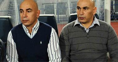 حسام حسن وإبراهيم حسن