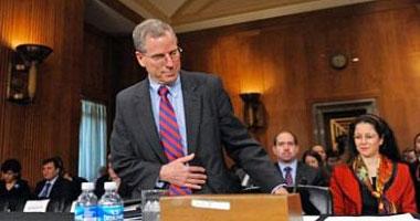 السفير الأمريكى لدى سوريا روبرت فورد