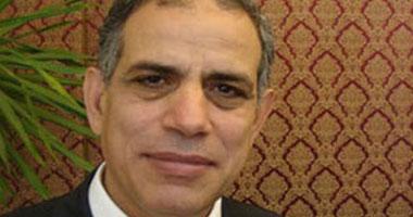 السفير محمد عبد الحكم مساعد وزير الخارجية للشئون القنصلية والمصريين فى الخارج