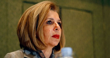 """""""مشيرة خطاب"""" ضمن أعظم 5 ناشطات فى حقوق الإنسان بالشرق الأوسط"""