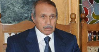 اللواء حبيب العادلى وزير الداخلية السابق