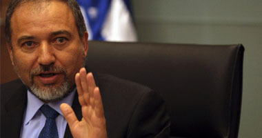 وزير الخارجية الإسرائيلى أفيجادور ليبرمان<br>