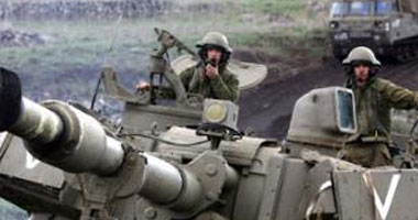 دبابات إسرائيلية - أرشيفية