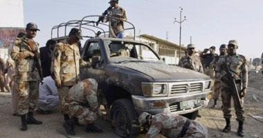 إصابة اثنين من الشرطة الباكستانية فى حادث إطلاق نار
