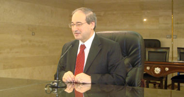 نائب وزير الخارجية السورى يؤكد دعم بلاده للشعب الفلسطينى