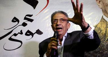 بالصور.. عمرو موسى فى مسيرة شعبية بشبرا ويزور جمعية أيتام قبطية s1220111391613.jpg