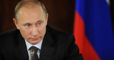فلاديمير بوتين الرئيس الروسى