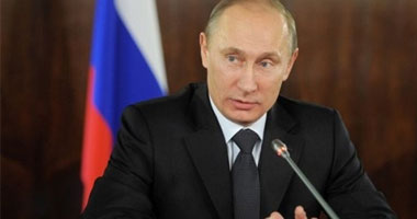 الرئيس الروسى فلاديمير بوتين