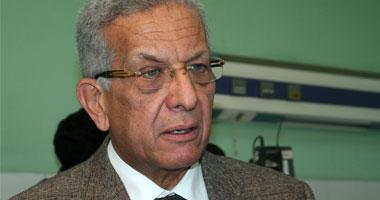 الدكتور فؤاد النواوى وزير الصحة