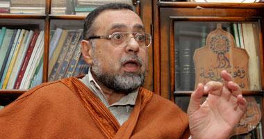 مجدى حسين رئيس حزب العمل
