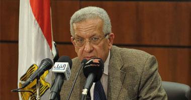 دكتور فؤاد النواوى - وزير الصحة