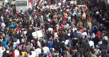 ميادين تحرير مصر اليوم كل الاخبار 25-1-2012 S12201123155235