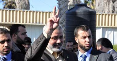 رئيس حكومة الوحدة الفلسطينية إسماعيل هنية
