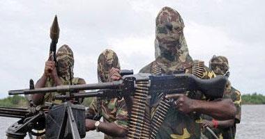 مسلحو بوكو حرام – صورة أرشيفية