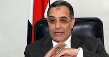 أحمد رفعت رئيس مصلحة الضرائب