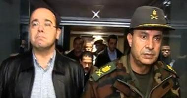 بالفيديو.. للمرة الأولى كواليس تنحى مبارك داخل مبنى التليفزيون