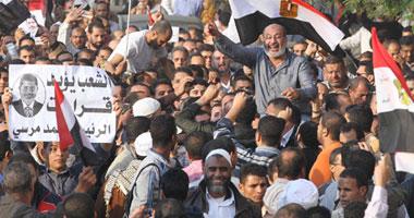 صفوت حجازى يدعو مؤيدى مرسى