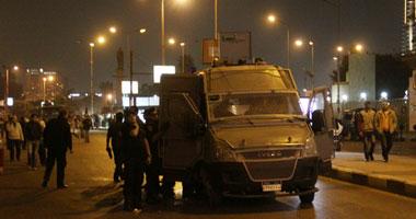 الداخلية: القبض إخوانيا اشتباكات اليوم