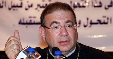 الأب رفيق جريش رئيس المكتب الصحفى للكنيسة الكاثوليكية