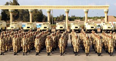 مجلة أمريكية: الجيش المصرى الأقوى عربيا وأفريقيا والثالث عشر عالميا