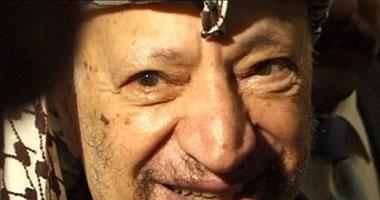 الراحل ياسر عرفات