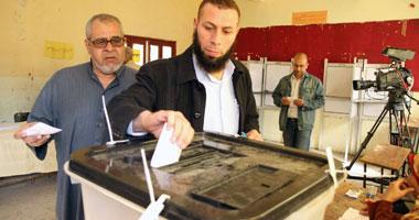 """""""الحرية والعدالة"""" يستخدم ميكرفون مسجد"""