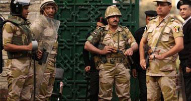 الجيش والشرطة يؤمنان 14 لجنة امتحانات بالثانوية العامة ببورسعيد