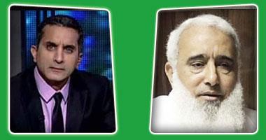 باسم يوسف وابو اسلام