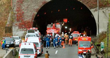 مصرع 3 أشخاص وفقدان 2 آخرين فى انهيار نفق مترو شرقى الصين