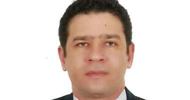 المستشار أحمد دعبس المحامى العام الأول لنيابات جنوب الشرقية