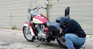 تجديد حبس تشكيل عصابى تخصص فى سرقة الدراجات البخارية بالبساتين