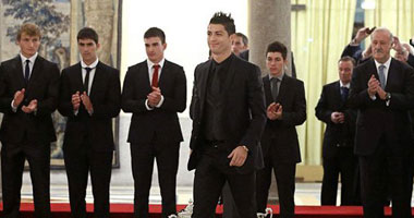 كريستيانو رونالدو صانع ألعاب ريال مدريد