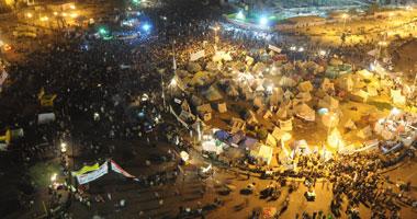 استعدادات التحرير لمليونية الثلاثاء 11/12/2012