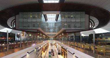 نمو حركة المسافرين عبر مطار دبى 7.2% فى 2016