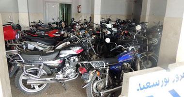 القبض على لصوص تخصصوا في سرقة الدراجات النارية بالشرقية