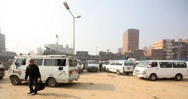 نقل موقف ميكروباصات الغردقة من وسط البلد يسبب مشكلة للأهالى