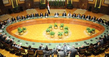 ننشر صور لقاء الرئيس عدلى منصور مع القوى الثورية والشبابية
