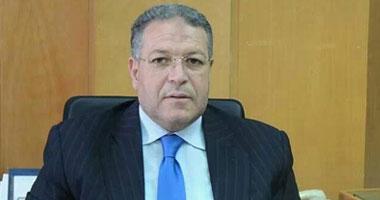 اللواء دكتور أشرف عبد القادر مدير إدارة البحث الجنائى بالبحيرة