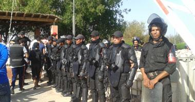 """الأمن ينتهى من خطته لتأمين استفتاء الدستور بـ""""كرداسة الشرقية"""""""