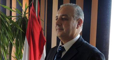 اللواء محمد عنانى مدير أمن الإسماعيلية