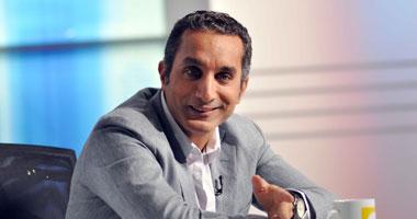 """باسم يوسف للمسئولين عن منع """"البرنامج"""": خايفين من إيه وليه"""