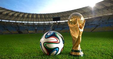 ترددات الفضائيات التى تبث مباريات كأس العالم