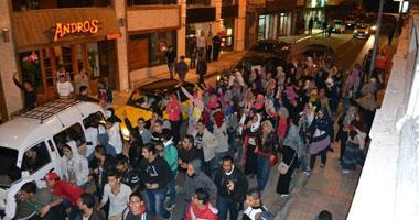 ننشر أسماء المقبوض عليهم فى مسيرات الإخوان بحلوان