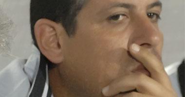 طارق سليمان: الزمالك يواجه المنافسين وأخطاء الحكام وسوء التوفيق  S220091823425
