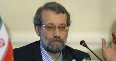 رئيس مجلس الشورى الإيرانى على لاريجاني