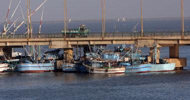 عدد  الصيادين المصريين من أبناء قرية برج مغيزل المحتجزين فى ليبيا وصل إلى  133 صياد - صورة أرشيفيةاً