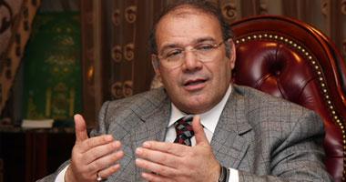 حسن راتب رئيس قناة المحور